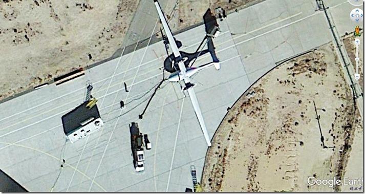 验证机-翼展45米@KEDW-20111204