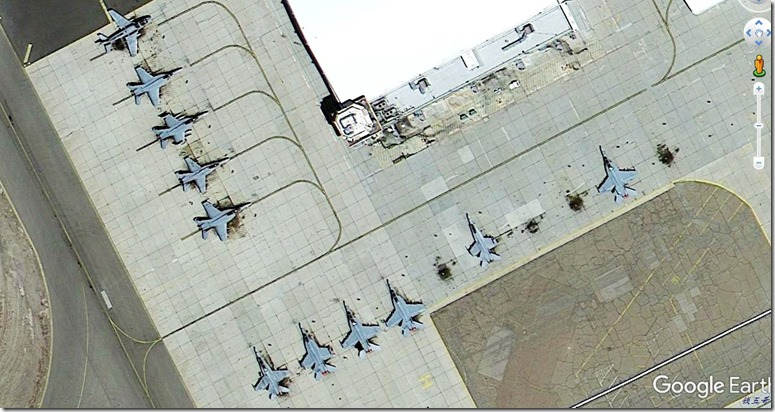 F18机群 A06@KNID-20130526