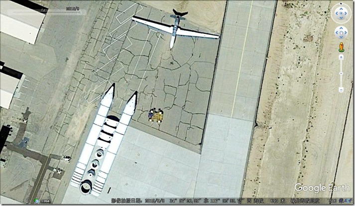 爱德华兹试验机-MQ4 火箭@KEDW-20150905