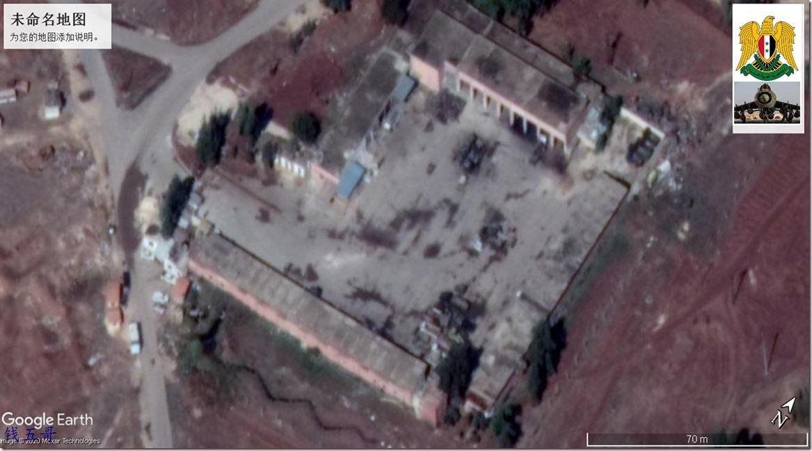 被轰炸的机库@OS58-20181027